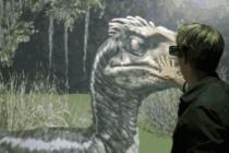 想看侏罗纪的恐龙,不用去电影院了