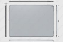 iPad Pro设计图曝光三围参数 年底推出?