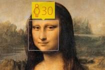 How-old.net凭照片算年龄 蒙娜丽莎30岁?