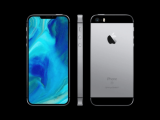 iPhone SE 2渲染图曝光 竟然采用高端刘海屏