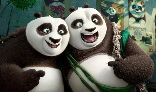 功夫熊猫3爆料 阿宝竟然当上了奶爸?