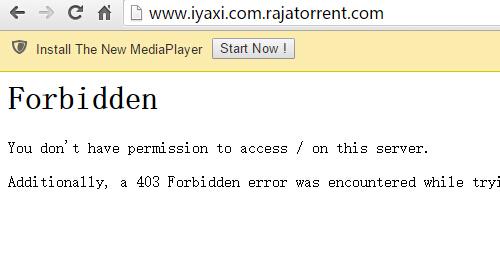 网站被恶意镜像怎么办 用.htaccess轻松解决