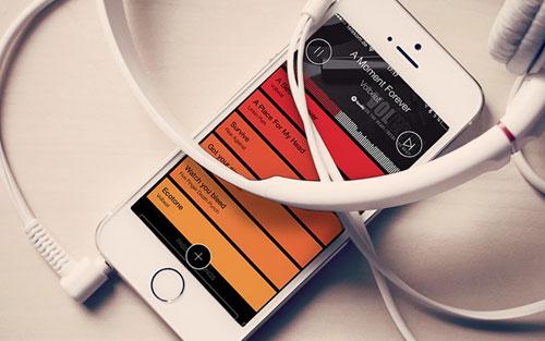 iOS高颜值音乐播放器 开启奇妙切歌体验