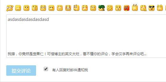 纯代码禁止WordPress非中文垃圾评论