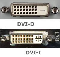 顯示器VGA、DVI、HDMI視頻接口有什么區別