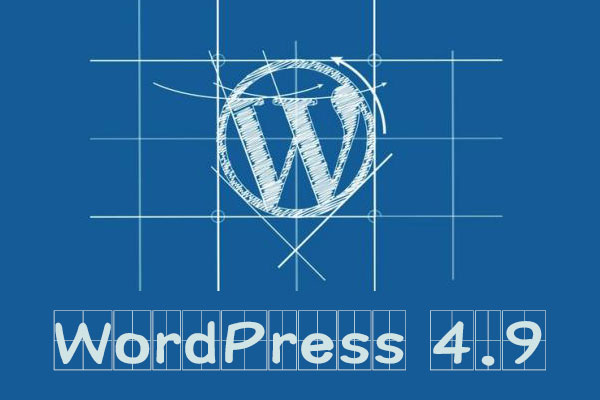 WordPress 4.9正式版发布 代号Billy Tipton