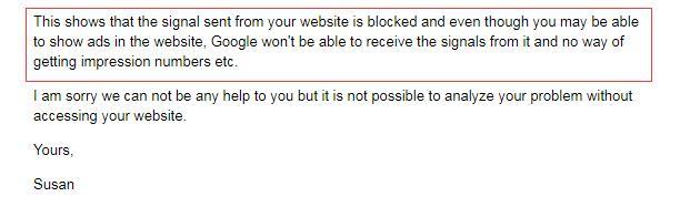 谷歌Adsense账号一切正常 广告却空白是怎么回事